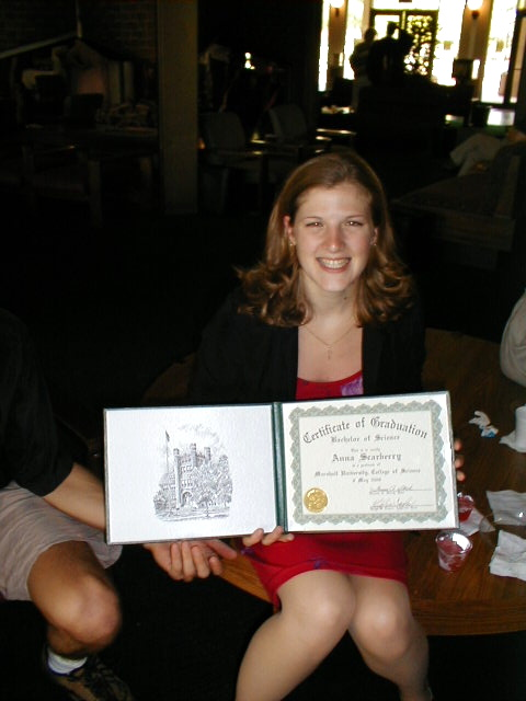 Graduation Diploma Revealed. When Kathy sent me the photos to Kenya, I was so overcome with emotion, I cried.