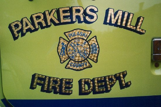 Parkers Mill Fire Dept., KY.